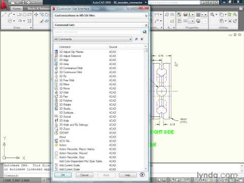 AutoCAD 2009: Exploring the Quick Access toolbar | lynda.com