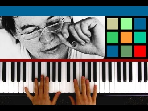 "How To Play ""The Girl From Ipanema"" Piano Tutorial (Jobim, Moraes, and Gimbel)"