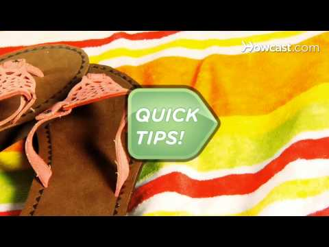 Quick Tips: How to Keep Your Feet from Slipping in Sandals