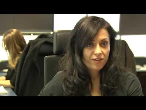 CERN : Maria Spiropulu, CMS, Shift Leader