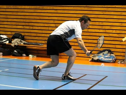 Backhand Badminton Techniques | How to Play Badminton