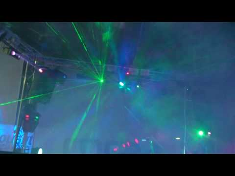 BPM Castle Donnington Show Pole Dancer on KAM stand in HD