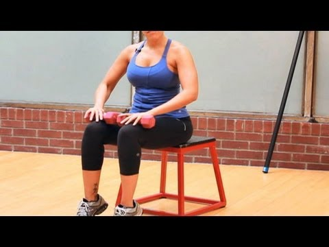 Best Calf-Toning Strength Training Exercises for Women: Seated Calf Raise