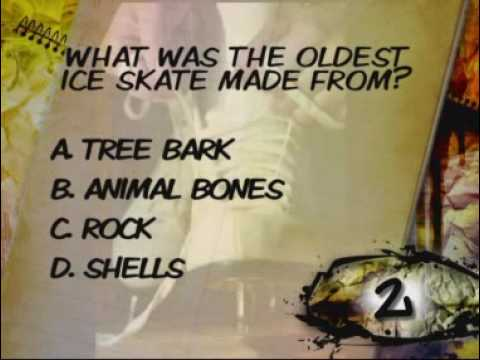 Pop Quiz: Ice Skates