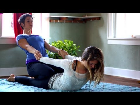 Thai Massage Therapy, Relaxing Asian Techniques How To, Jen Hilman Austin