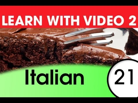 Learn Italian with Video - Italian Recipes for Fluency
