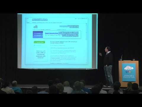 GTAC 2011: Keynote - How Hackers See Bugs