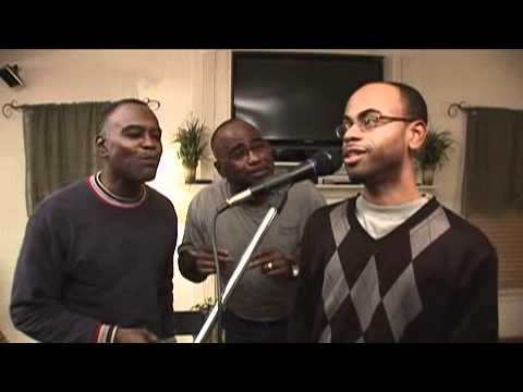 The Paschall Brothers rehearse the song I'll be Satisfied""