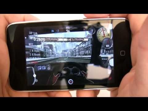 iPod / iPhone App Review - Need for Speed Shift