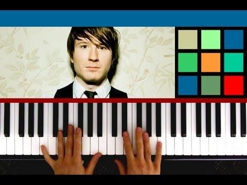 "How To Play ""Alligator Sky"" Piano Tutorial (Owl City)"