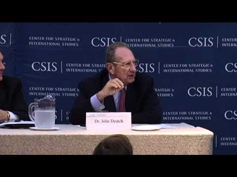 Video: Secretary Energy Advisory Board- Shale Gas Subcommittee Report