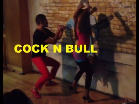 Cock N Bull workshop:Adolfo And Tania