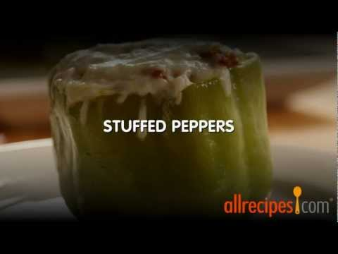 How to Make Vegetarian Stuffed Peppers