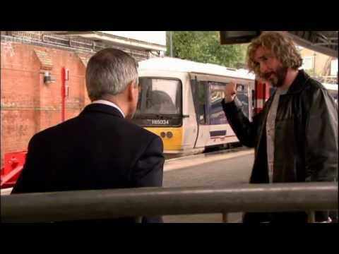 The Ticket Inspector - Saxondale - BBC