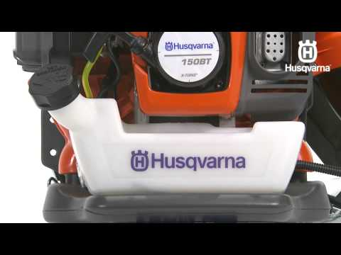 Husqvarna Backpack Blower Components