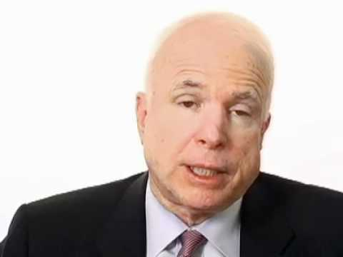 John McCain: Who really has the power in Washington?