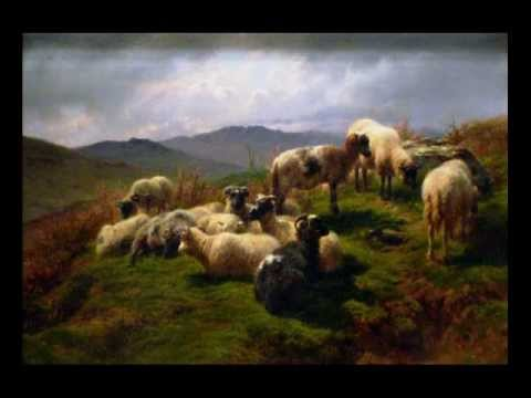 Bonheur, Sheep in the Highlands, 1857