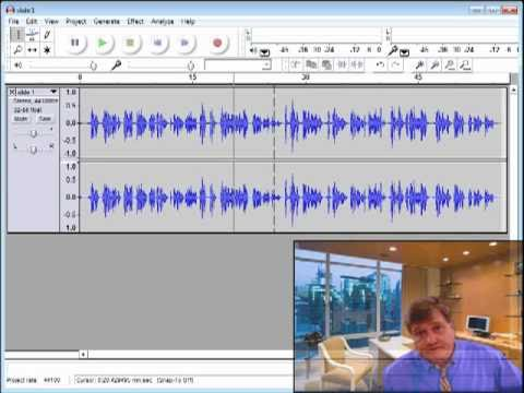 Audacity Workshop: How to Use SourceForge's Audacity Audio Recorder & Editor