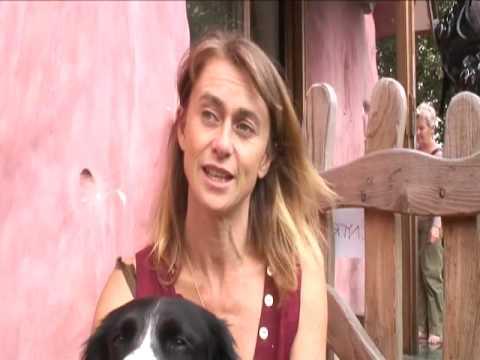 Straw Bale Building with Rachel Shiamh