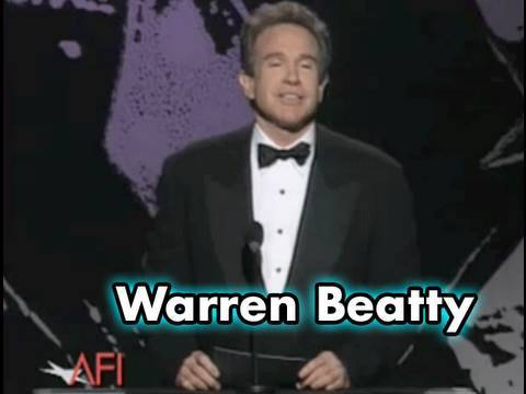 AFI Life Achievement Award: Warren Beatty On Jack Nicholson