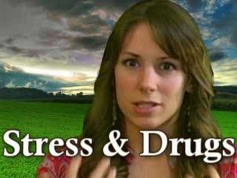 Stress, Anxiety, Drugs The Truth about; Nutrition by Natalie