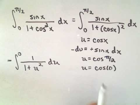 Integration Using Inverse Trigonometric Functions - Ex 2