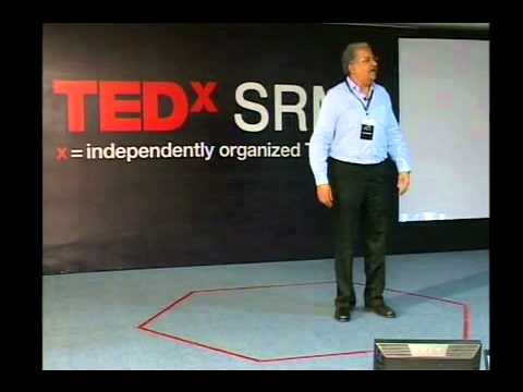 TEDxSRM - A S Ravi Prakash  -- The reprogramming done to your mind is Meditation