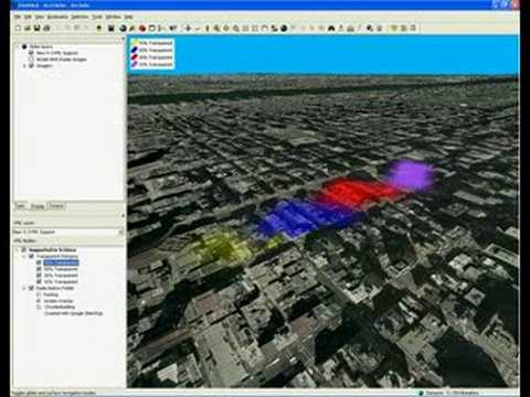 ArcGIS Desktop 9.3: Improved KML Support