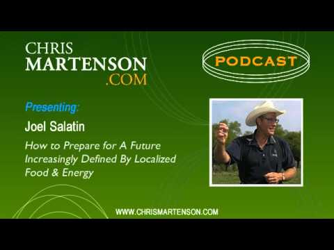 Joel Salatin: How to Prepare for A Future Increasingly Defined By Localized Food & Energy