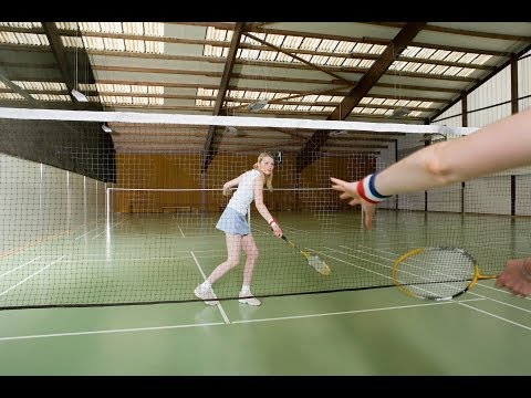 Backhand Overhead Clear Shot | How to Play Badminton