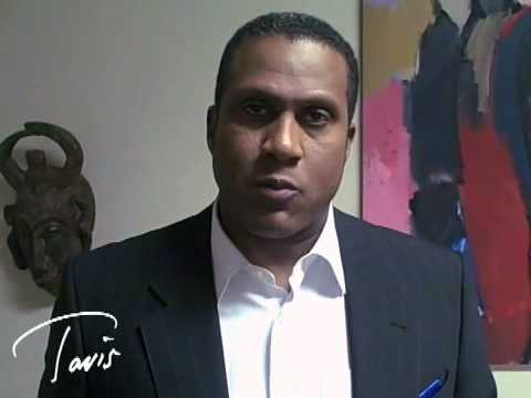 Tavis Smiley's Video Blog - 1/8/09 | PBS