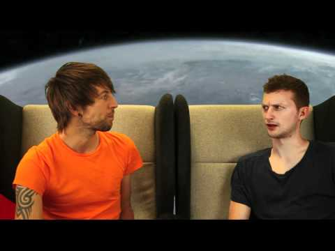 AAAAaaaggh! The Moon Is Shrinking! YouTube Space Lab With Liam & Brad
