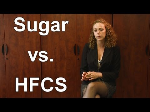 Truth About High Fructose Corn Syrup vs. Sugar,  Psychetruth Nutrition & Weight Loss