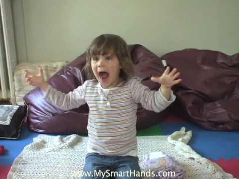 surprised - ASL sign for surprised