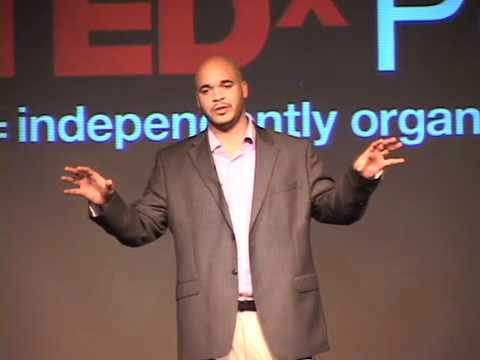 TEDxPenn - Reverend Chaz Howard - Alternative Resolutions and Alternative Possibilities