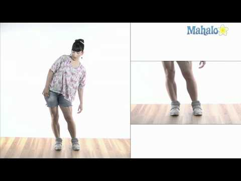 How to Dance Hip Hop - Stretch and Warm Up