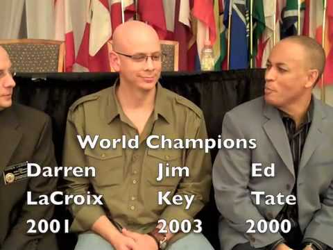 (Part 1 of 6) World Championship of Public Speaking:Stories & Advice from Champs