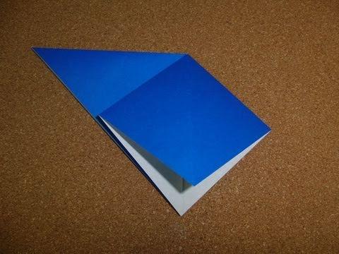 BASIC ORIGAMI FOLDS - Squash Fold