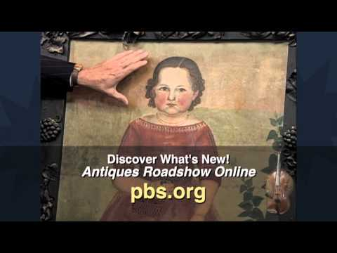 ANTIQUES ROADSHOW | Vintage Pittsburgh Promo | PBS