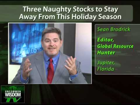 Three Naughty Stocks to Avoid This Holiday Season