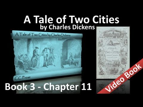 Book 03 - Chapter 11 - A Tale of Two Cities by Charles Dickens