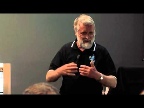 TEDxDunedin - John Tagg - The Battle Between Good & Evil Bacteria