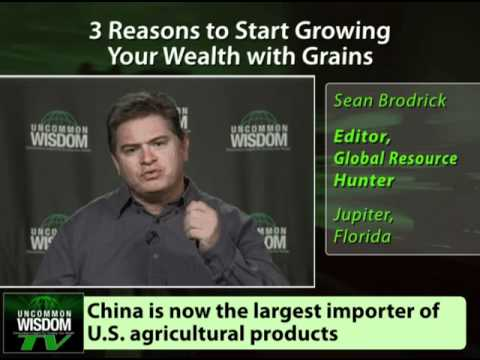 3 Reasons to Start Growing Your Wealth with Grains