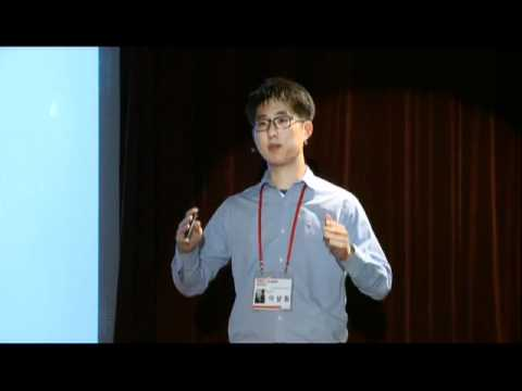 TEDxEonjuro - Sang-won Leigh - Dream to be a technology wizard in Korea