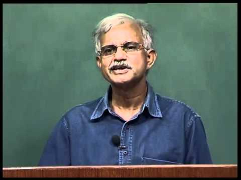 Mod-01 Lec-28 Gandhian Theory Of population