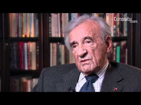 Elie Wiesel: The Media and Fighting Oppression