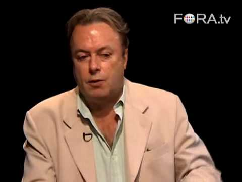 Christopher Hitchens - Consequences of Withdrawal from Iraq