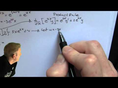 Linear Differental Equations ex 1.mov