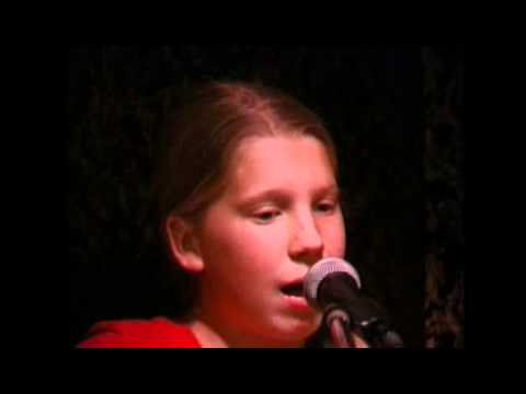 "Daisy Sellas - ""Campfire Song"" - Student Concert 2.26.12"