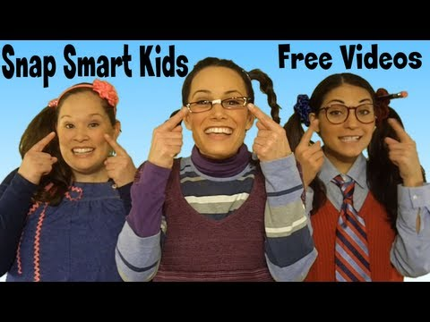 Preschool Kids by Snap Smart Kids